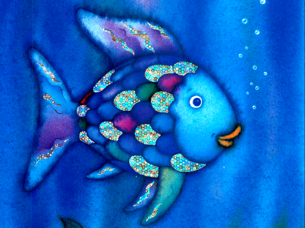 What if Rainbow Fish Cried?