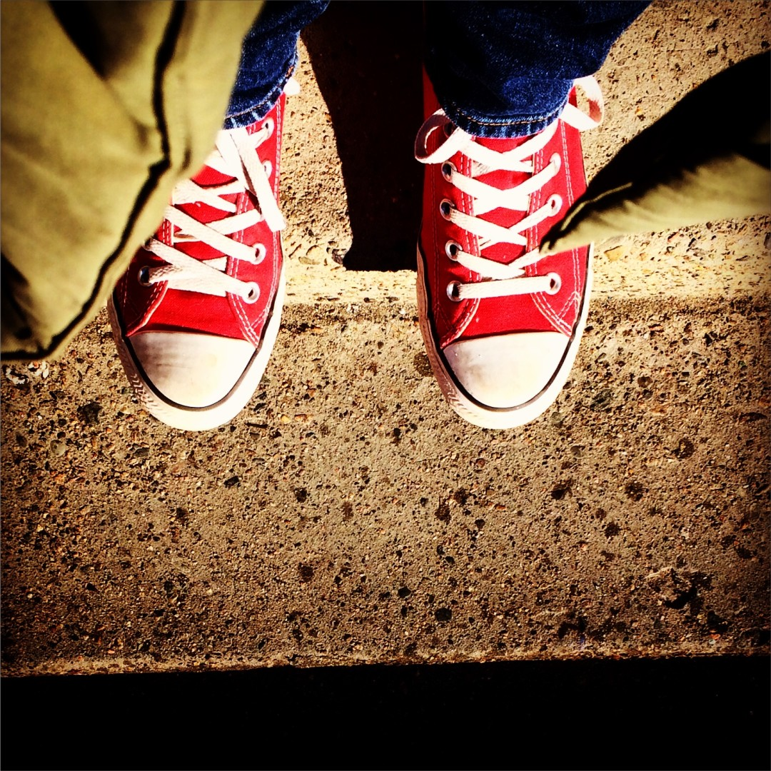 Talking Person/Slice of Life: Converse Ad