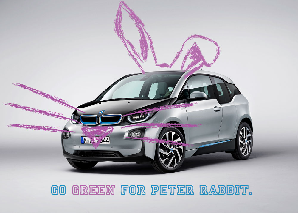 BMW Easter Sale/Go Green